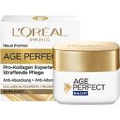 L'Oréal Paris - Age Perfect - Age Perfect Pro Kollagen Experte Straffende Nachtcreme