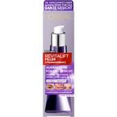 L'Oréal Paris - Feuchtigkeitspflege - Filler Augen & Gesichtcreme