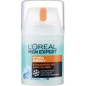 L'Oréal Paris Men Expert - Ansigtspleje - Hydra Energy Kühlendes Feuchtigkeits-Gel
