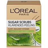 L'Oréal Paris - Reinigung - Tonerde Sugar Scrubs klärendes Gesichtspeeling
