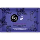 La Juice - Masken - Rubber Powder Mask Blueberry