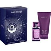 Lalique - Amethyst - Gift Set