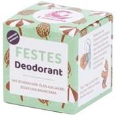 Lamazuna - Deodorants - Salbei Zeder & Ravintsara Festes Deodorant
