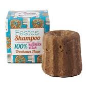 Lamazuna - Hair care - Festes Shampoo Orange