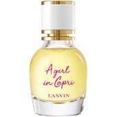 Lanvin - A Girl in Capri - Eau de Toilette Spray