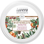 Lavera - Body Lotion und Milk - Winterblüte Bodybutter