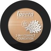 Lavera - Gesicht - 2in1 Compact Foundation