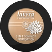 Lavera - Gesicht - 2in1 Compact Foundation