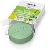 Lavera - Körperpflege - Feste Pflegedusche Happy Freshness