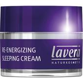 Lavera - Karanjaöl & Weisser Bio-Tee - Re-Energizing Sleeping Cream