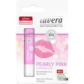 Lavera - Lippenpflege - Pearly Pink Lippenbalsam