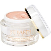 LIGNE ST BARTH - VISAGE - With Pink Clay & Passion Fruit Clearing Cream Mask