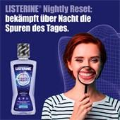Listerine - Mundspülung - Nightly Reset