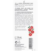 Logona - Hand & nail care - Organic Grapefruit & Organic Aloe Vera Organic Grapefruit & Organic Aloe Vera