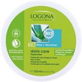 Logona - Lotionen - Hautcreme Bio-Aloe + Verveine