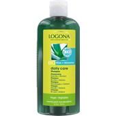 Logona - Shampoo - Bio-aloe + rautayrtti Bio-aloe + rautayrtti
