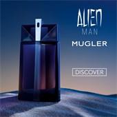 MUGLER - Alien Man - Eau de Toilette Refill Flakon