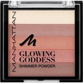 Manhattan - Glowing Goddess - Shimmer Powder