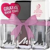 Manhattan - Nägel - Last & Shine Nail Polish Geschenkset