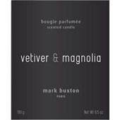 Mark Buxton Perfumes  - Candle - Vetiver & Magnolia Candle