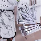 Mavior Beauty - Accessories - Marble & Sparkle Professional Brush Set