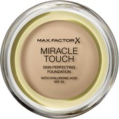 Max Factor - Gesicht - Miracle Touch Skin Perfecting Foundation SPF 30