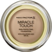 Max Factor - Gezicht - Miracle Touch Skin Perfecting Foundation SPF 30