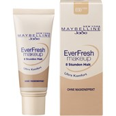 Maybelline New York - Foundation - EverFresh Make-Up