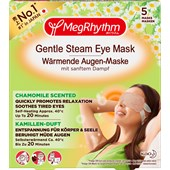 MegRhythm - Augenpflege - Gentle Steam Eye Mask Chamomille Scented