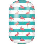 Miss Sophie's - Nail Foils - Nail Wraps Fancy Flamingo