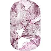 Miss Sophie's - Nail Foils - Nail Wraps Romantic Blush