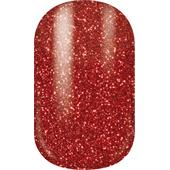 Miss Sophie's - Nail Foils - Nail Wraps Sparkling Red