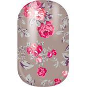 Miss Sophie's - Nail Foils - Nail Wraps Vintage Roses