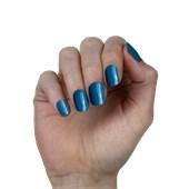 Miss Sophie's - Nagelfolien - Petrol Velvet Nail Wraps