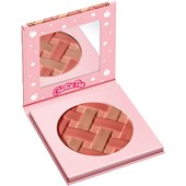 Misslyn - Blusher - Cutie Pie Trio Bronzing Blush