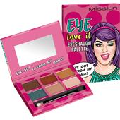 Misslyn - Eyeshadow - Eye Love It Eyeshadow Palette
