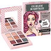 Misslyn - Ombretto - Eye Believe in Fairytales! Eyeshadow Palette