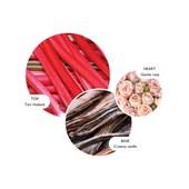 Molton Brown - Bath & Shower Gel - Festive Bauble Rhubarb & Rose