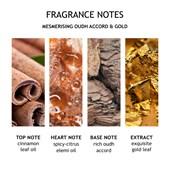 Molton Brown - Bath & Shower Gel - Mesmering Oudh Accord & Gold Bath & Shower Gel