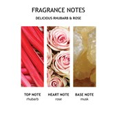 Molton Brown - Hand Lotion - Delicious Rhubarb & Rose Hand Lotion