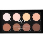 NYX Professional Makeup - Highlighter - Highlight & Contour Pro Palette