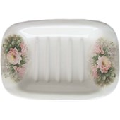 Nesti Dante Firenze - Soap Bar - Rose Soap Dish