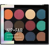 Nip+Fab - Eyes - Eyeshadow Palette