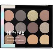 Nip+Fab - Eyes - Eyeshadow Palette