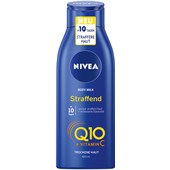 Nivea - Body Lotion und Milk - Q10 Hautstraffende Body Milk mit Vitamin C