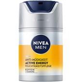 Nivea - Gesichtspflege - Active Energy Gesichtspflege Creme