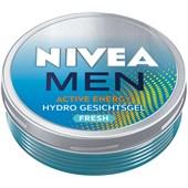 Nivea - Gesichtspflege - Active Energy Hydro Gesichtsgel Fresh