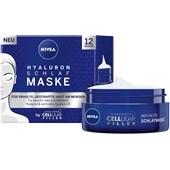 Nivea - Nachtpflege - Hyaluron Cellular Filler Hyaluron Schlafmaske