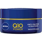 Nivea - Night Care - Q10 Plus antirynke natcreme