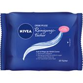 Nivea - Pulizia - Cream Care Cleansingwipes